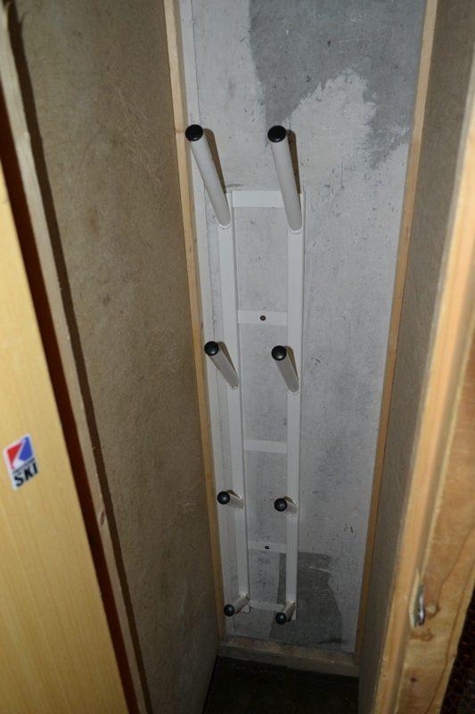 Rangement à skis - Le 6028