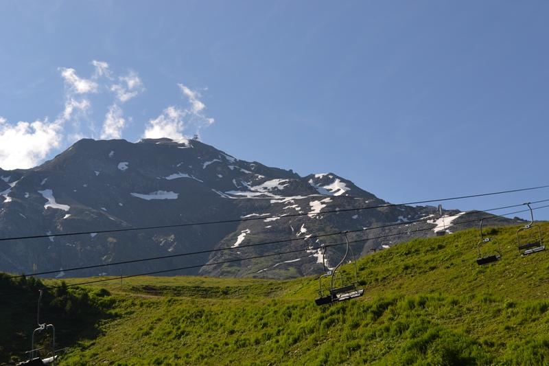 Destination vacances été à la montagne Arcs 1950