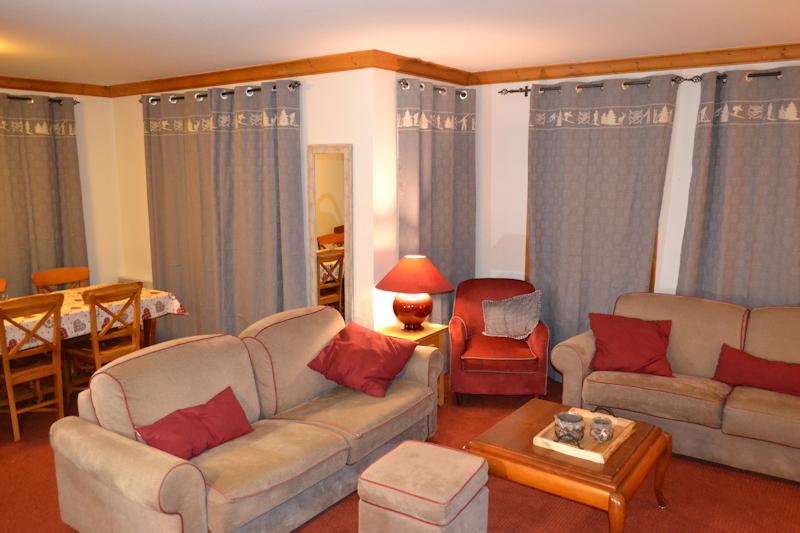 Location duplex 8 à 10 personnes, France, Savoie