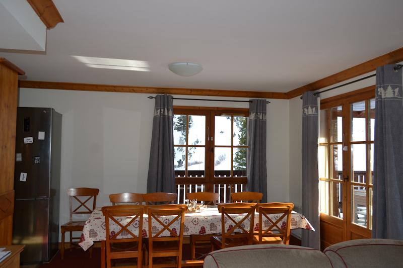 Location appartement 8 à 10 personnes Arc 1950
