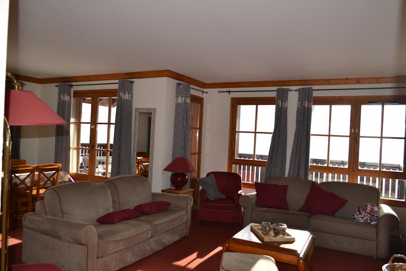 Location appartement 8 à 10 personnes Savoie - Delphine Lambotte